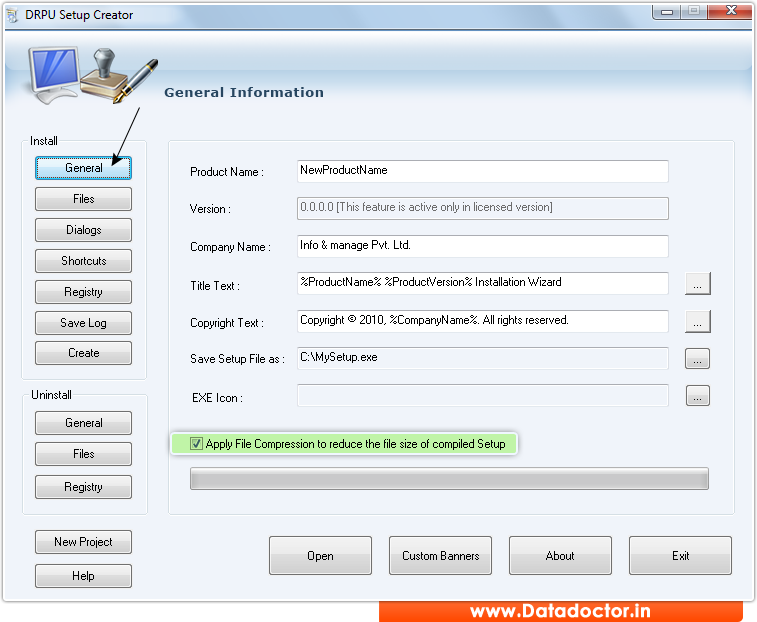 Download Setup Creator Software Windows Installation Exe