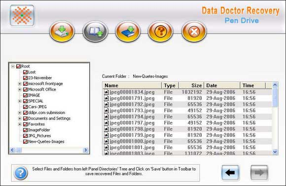 PDD Memory Stick Data Recovery Software 3.3.1.5