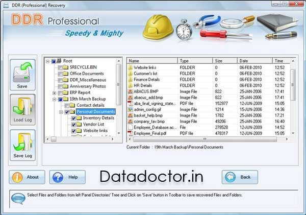 Revive lost files with Software Data Recovery