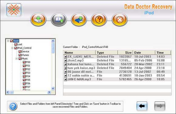 PDD iPod Recovery Utility 3.3.1.5